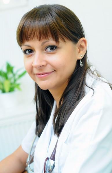 MUDr. Tereza Galečková